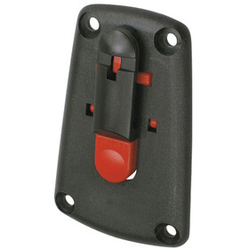 KlickFix Micro 80 Sac porte-bagages, black